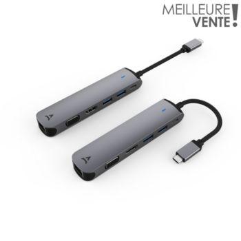Adeqwat USB-C 6 en 1