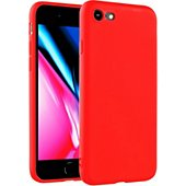 Coque Essentielb iPhone 7/8/SE Fun rouge