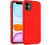 Coque Essentielb  iPhone 11 Fun rouge