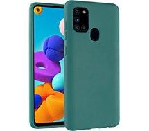 Coque Essentielb  Samsung A21s Fun vert
