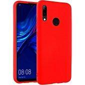 Coque Essentielb Huawei P Smart 2019 Fun rouge