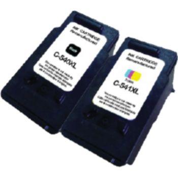 Essentielb C540/C541 XL Noir + 3 couleurs