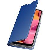 Etui Essentielb Samsung A21s bleu
