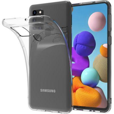 Coque Essentielb Samsung A21s transparent