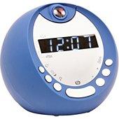 Radio réveil Essentielb RRVP-100 Bleu