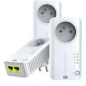 CPL Wifi Essentielb WIFI 550 2RJ45