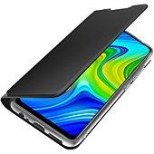 Etui Essentielb Xiaomi Redmi Note 9 noir