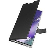 Etui Adeqwat  Samsung Note 20 Ultra Cuir noir