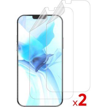 Essentielb iPhone 12 mini Film protecteur x2