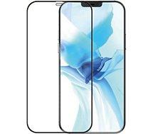 Protège écran Adeqwat  iPhone 12 mini Verre trempé intégral