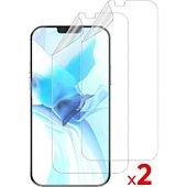 Protège écran Essentielb iPhone 12/12 Pro Film protecteur x2