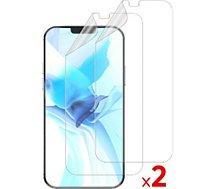 Protège écran Essentielb  iPhone 12 Pro Max Film protecteur x2