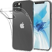 Coque Essentielb iPhone 12 Pro Max Souple transparent