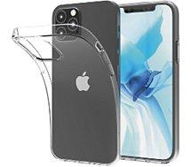 Coque Essentielb  iPhone 12 Pro Max Souple transparent