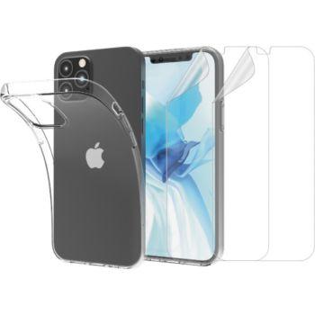 Essentielb iPhone 12 Pro Max Coque+Film protecteur
