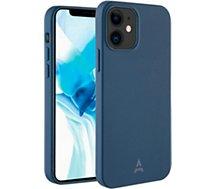 Coque Adeqwat  iPhone 12 mini eco design bleue