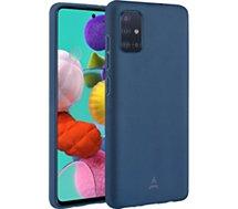Coque Adeqwat  Samsung A51 4G eco design bleu