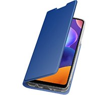 Etui Essentielb  Samsung A31 bleu