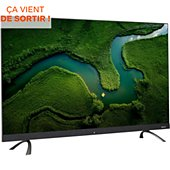 TV LED Essentielb 55UHD-A8000B-SMART TV Android