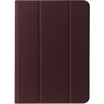 Essentielb iPad Air 4 10.9' Rotatif bordeaux