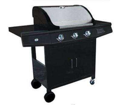 Barbecue gaz Essentielb EBGZ7 avec housse