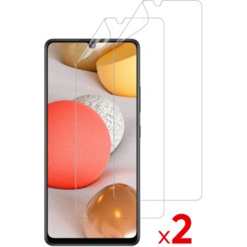 Essentielb Samsung A42 5G Film protecteur x2