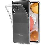 Coque Essentielb  Samsung A42 5G Souple transparent