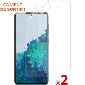 Essentielb Samsung S21 Film protecteur x2