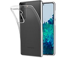 Coque Essentielb  Samsung S21 Souple transparent