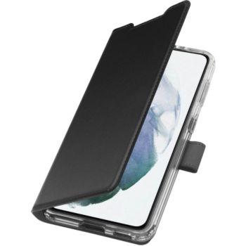 Adeqwat Samsung S21 Cuir noir