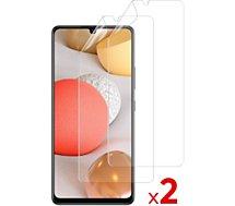 Protège écran Essentielb  Samsung A12 Film protecteur x2