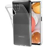 Coque Essentielb  Samsung A12 Souple transparent