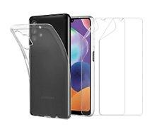 Pack Essentielb  Samsung A32 5G Coque + Film protecteur