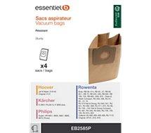 Sac aspirateur Essentielb  EB2585P