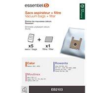 Sac aspirateur Essentielb  EB2103