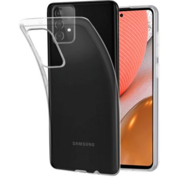 Essentielb Samsung A72 Souple transparent