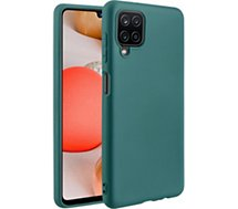 Coque Essentielb  Samsung A12 Fun vert foncé
