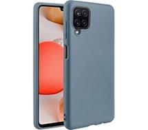 Coque Essentielb  Samsung A12 Fun bleu clair