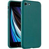 Coque Essentielb iPhone 7/8/SE 2020 Fun vert foncé