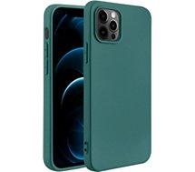 Coque Essentielb  iPhone 12/12 Pro Fun vert foncé
