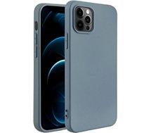 Coque Essentielb  iPhone 12/12 Pro Fun bleu clair