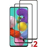 Protège écran Essentielb  Samsung A52/A52s Verre trempé x2