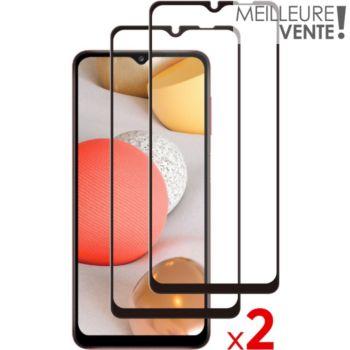 Essentielb Samsung A12 Verre trempé intégral x2