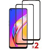 Protège écran Essentielb Oppo A54/A74 Verre trempé intégral x2
