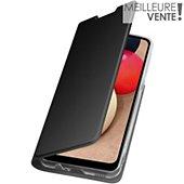 Etui Essentielb Samsung A02s noir