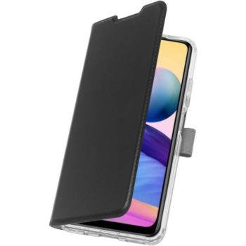 Adeqwat Xiaomi Redmi Note 10 5G Cuir noir