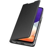 Etui Essentielb  Samsung A22 5G noir