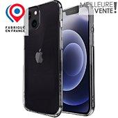 Coque Adeqwat iPhone 13 Antichoc transparent France