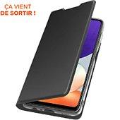 Etui Essentielb Samsung A22 4G noir