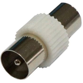 Listo Coax M 9.5mm/Coax F 9mm